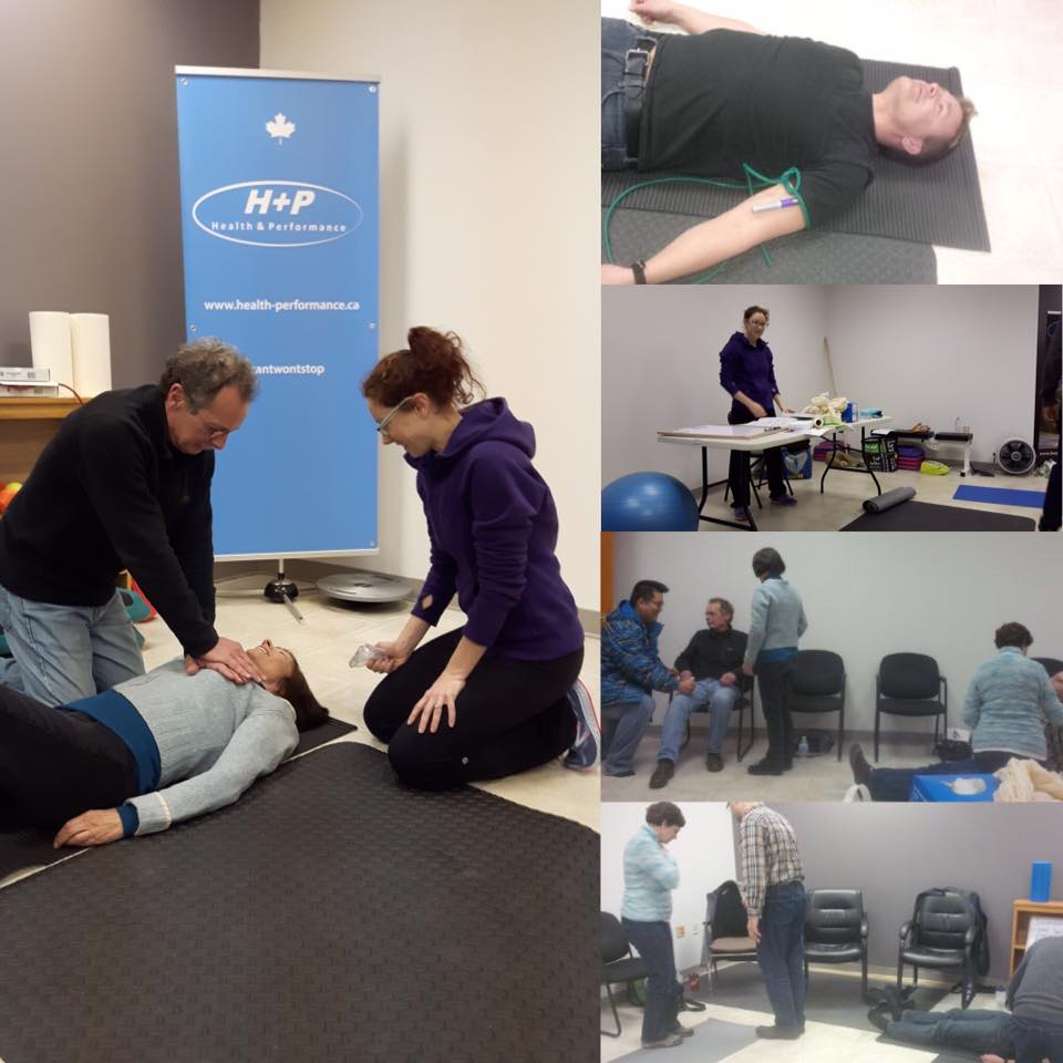 CPR Course Delanghe Chiropractic and Health Waterloo
