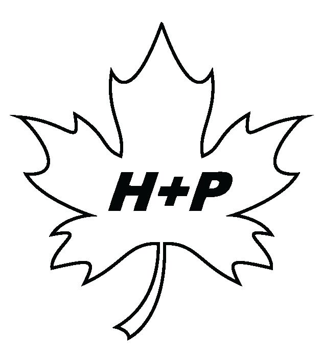 H+P Black Singlet SAUCONY Logo2 (black)